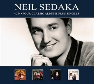 Neil Sedaka - Four Classic Albums Plus (2018)