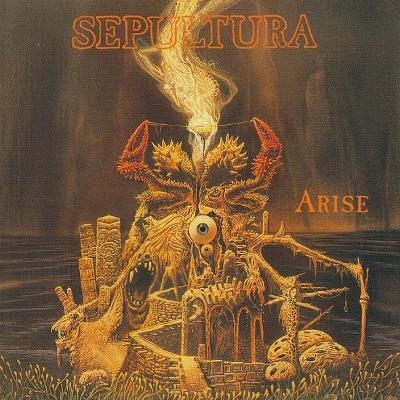 Sepultura - Arise (Edice 1997)