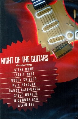 Various Artists - Night of the Guitars/Live