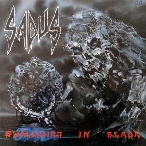 Sadus - Swallowed In Black /Reedice 2017-Digipack
