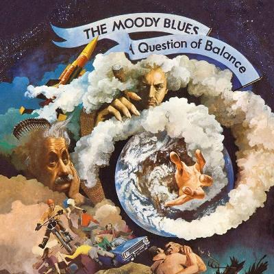 Moody Blues - A Question Of Balance (Reedice 2018) - Vinyl