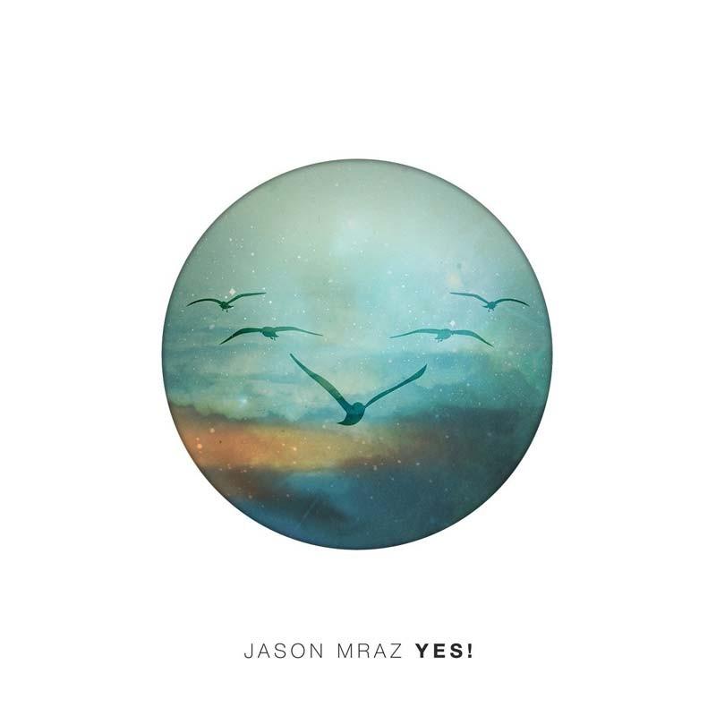Jason Mraz - Yes! - 180 gr. Vinyl