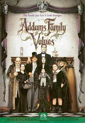 Film/Komedie - Addamsova rodina 2 (Addams Family Values)