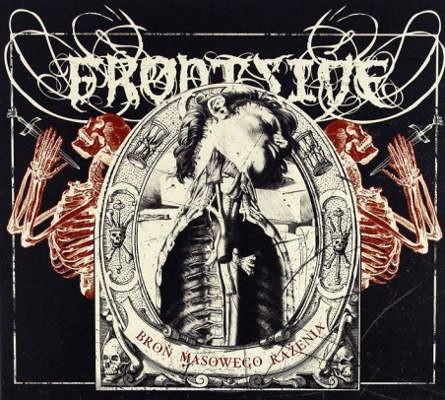 Frontside - Bron Masowego Razenia (6CD BOX, 2018)
