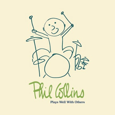 Phil Collins - Plays Well With Others (4CD BOX, 2018)