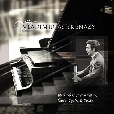 Frederic Chopin / Vladimir Ashkenazy - Etudy Op. 10 & Op. 25 (Edice 2017) - 180 gr. Vinyl