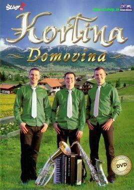 Kortina - Domovina/DVD (2014)