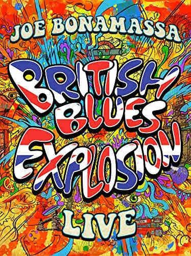 Joe Bonamassa - British Blues Explosion Live (2DVD, 2018)