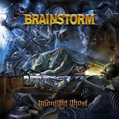 Brainstorm - Midnight Ghost (Limited Coloured Editionl, 2018) - Vinyl