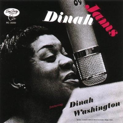 Dinah Washington - Dinah Jams - 180 gr. Vinyl