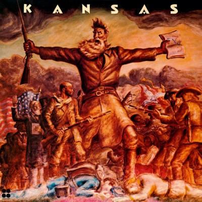 Kansas - Kansas (Edice 2018) - 180 gr. Vinyl