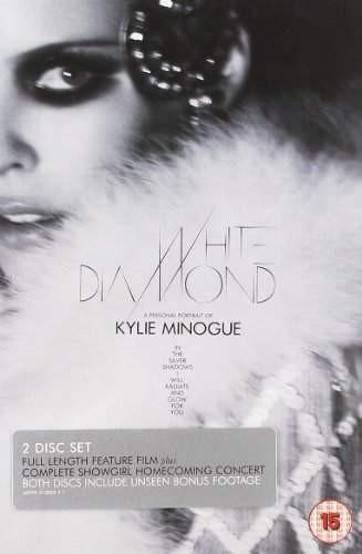 Kylie Minogue - WHITE DIMOND/SHOW GIRL