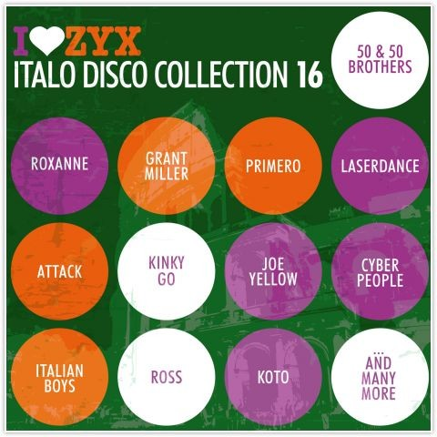 Various Artists - Italo Disco Collection 16