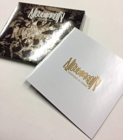 Nightmarer - Cacophony Of Terror (Limited Digipack, 2018)