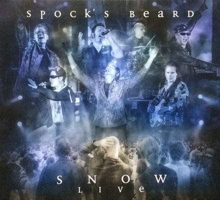 Spock's Beard - Snow Live (2CD+2DVD, 2017) /Limited edition