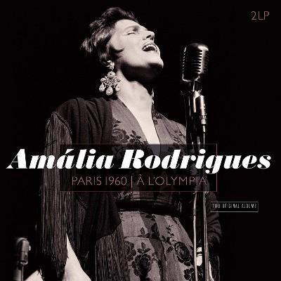 Amalia Rodrigues - Paris 1960 / A L'olympia (Edice 2018) - Vinyl