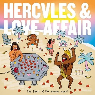 Hercules & Love Affair - Feast Of The Broken Heart (LP + CD)