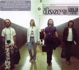 Doors - Live In Vancouver 1970