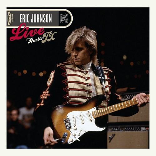 Eric Johnson - Live From Austin Tx /CD+DVD