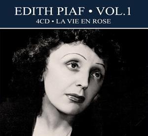 Edith Piaf - La Vie En Rose  /digipack (2018)