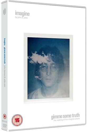 John Lennon, Yoko Ono - Imagine & Gimme Some Truth (DVD, 2018)