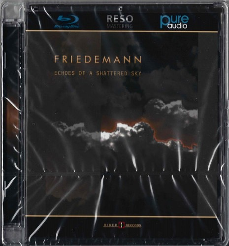 Friedemann - Echoes Of A Shattered Sky (Blu-Ray Audio, 2013)