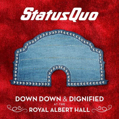 Status Quo - Down Down & Dirty At Wacken (Digipack, 2018)