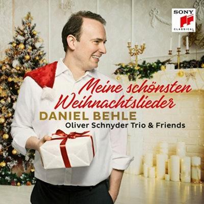 Daniel Behle, Oliver Schnyder Trio & Friends - Meine Schönsten Weihnachtslieder (2018)