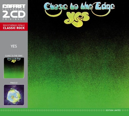 Yes - Fragile / Close To The Edge