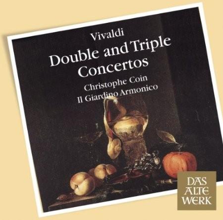 G. /Il Giardino Armonico Coin Christophe/Antonini - Vivaldi: Double And Triple Concertos