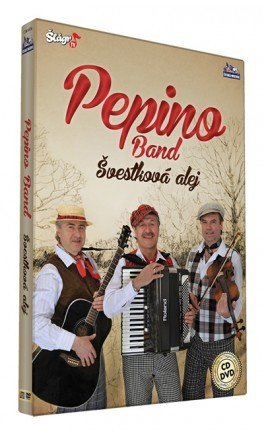 Pepino Band - Švestková alej/CD+DVD