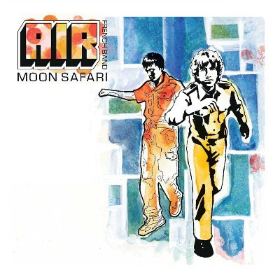 Air - Moon Safari - 180 gr. Vinyl