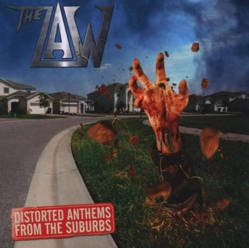 The Law - Distorted Anthems from the Sub