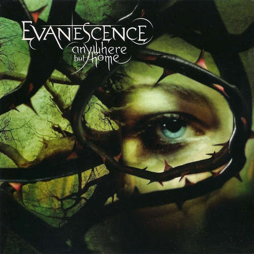 Evanescence - Anywhere But Home (2015)