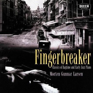 Morten Gunnar Larsen - Fingerbreaker