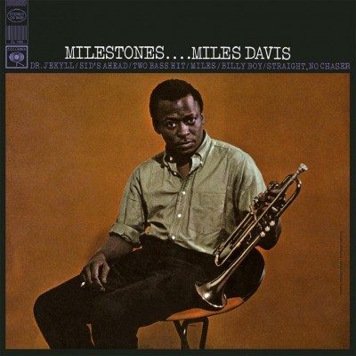 Miles Davis - Milestones - Vinyl