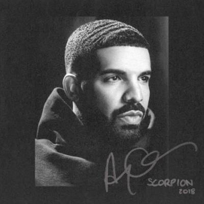 Drake - Scorpion (2CD, 2018)