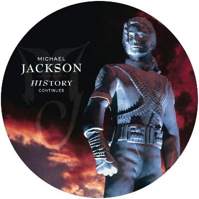 Michael Jackson - History: Continues (Limited Picture Vinyl, Edice 2018) - Vinyl