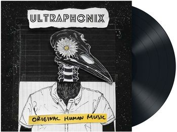 Ultraphonix - Original Human Music /Limited Vinyl (2018)