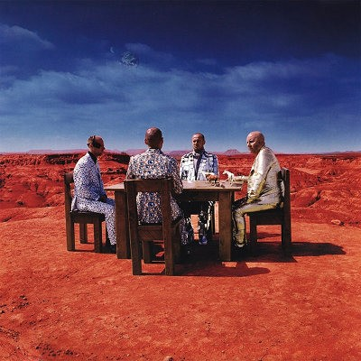 Muse - Black Holes And Revelations - 180 gr. Vinyl