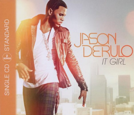 Jason Derulo - It Girl (Single, 2011)