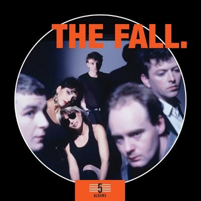 Fall - 5 Albums Box Set (5CD BOX 2013)