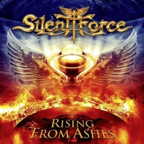 Silent Force - Rising From Ashes+1/Ltd,Digipaclck