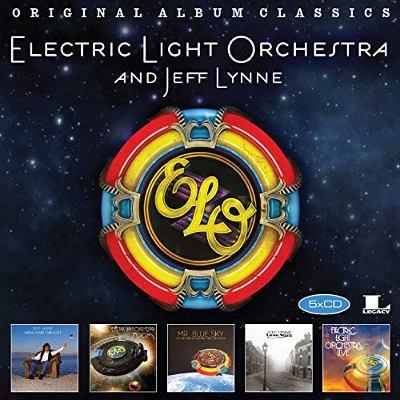Electric Light Orchestra - Original Album Classics 3 (5CD BOX 2018)