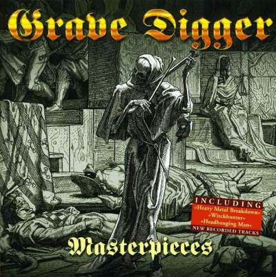 Grave Digger - Masterpieces (2002)