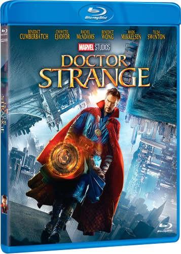 Film/Akční - Doctor Strange (Blu-ray)
