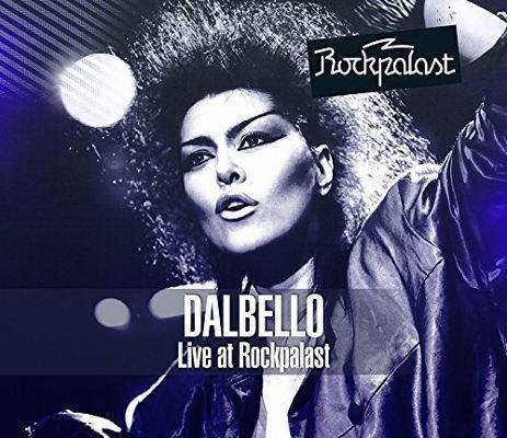 Dalbello - Live At Rockpalast 1985 (CD+DVD, 2015)