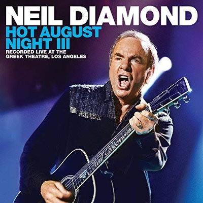 Neil Diamond - Hot August Night III (2CD+DVD, 2018)