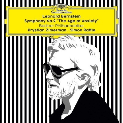 Leonard Bernstein / Simon Rattle - Symfonie č. 2 - The Age of Anxiety (Edice 2018)
