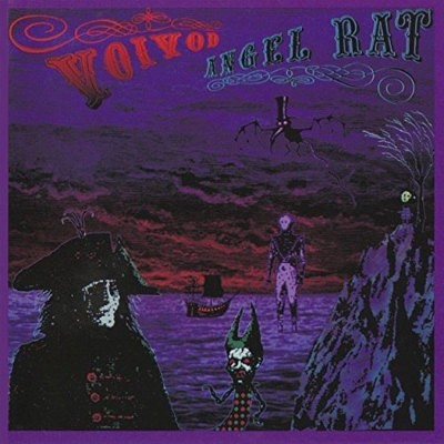 Voïvod - Angel Rat (Limited Japan Import, Edice 2018)
